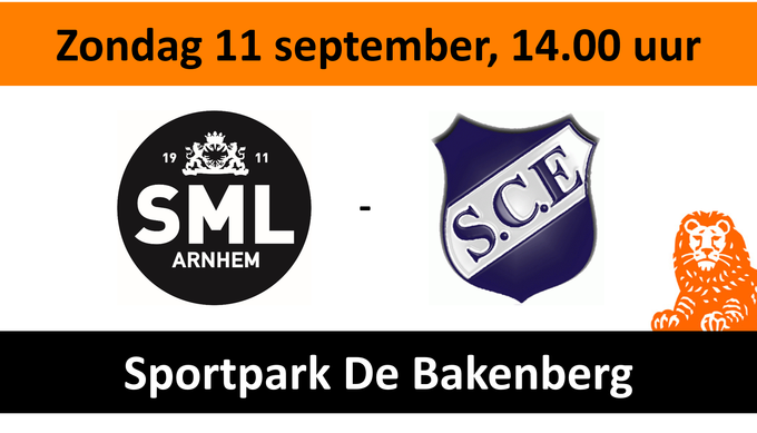 Thuis SCE 11 september